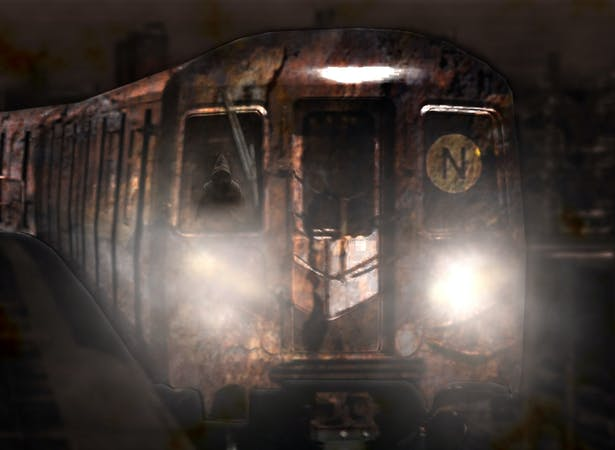 The Horror of Riding the N Train