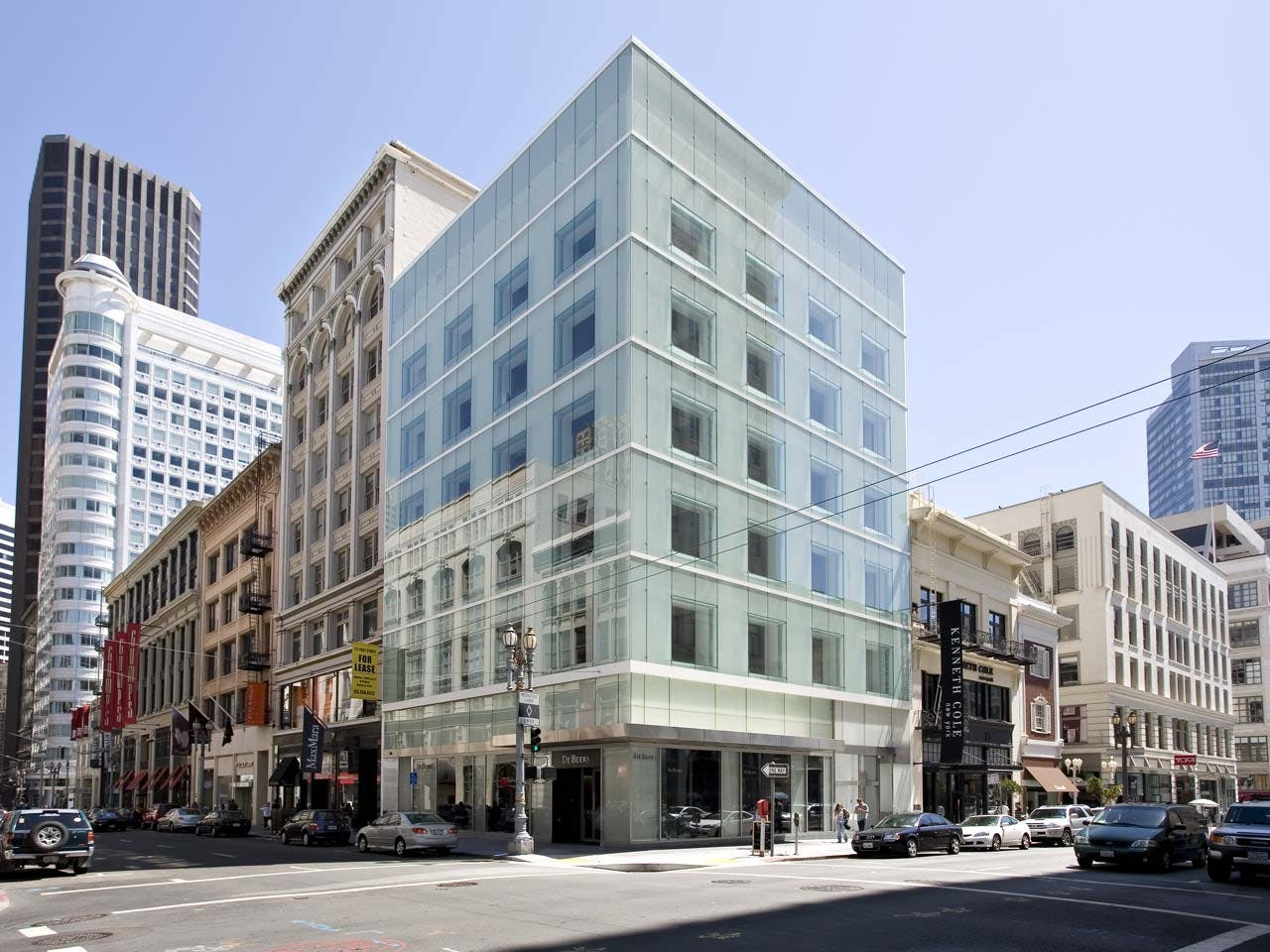 185 Post Street Wz Architecture Archinect