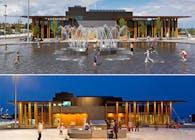 Water Garden Pavilion