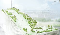 BIG's Copenhagen waste-to-energy plant is finally getting the promised ski slope and rooftop park
