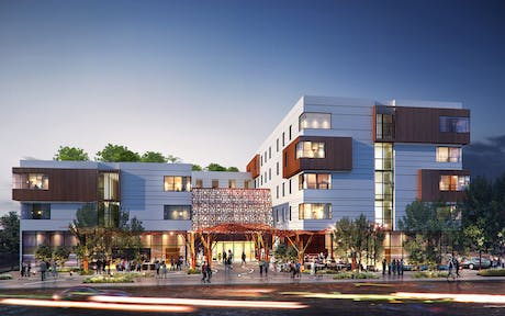 El Verde Hotel in Alhambra was unanimously approved on July 1st.