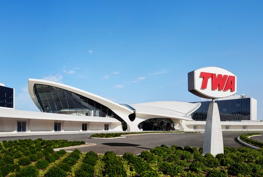 Photo courtesy of TWA Hotel/David Mitchell