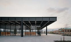 Take a look at the Chipperfield-refurbished Neue Nationalgalerie in Berlin