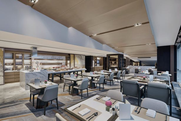 InterContinental Zhuhai By Yang Bangsheng & Associates Group
