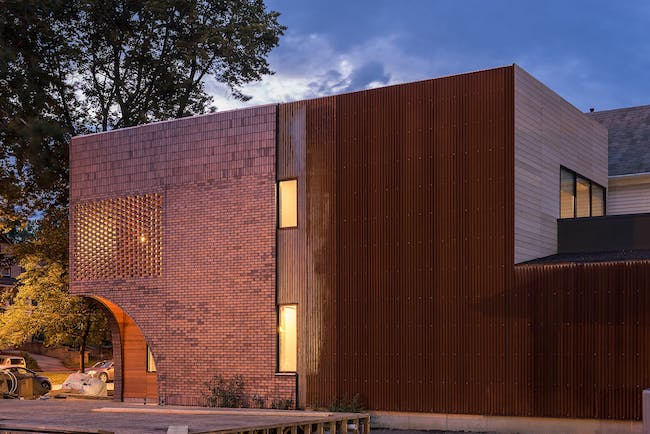 HS Residence in Cleveland, OH by Horton Harper Architects | Photo by David Berlekamp