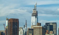Construction on NYC's One Vanderbilt supertall tower continues
