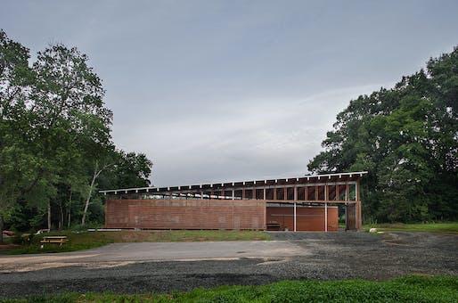 Funny Girl Farm Produce Barn; Durham, North Carolina by Szostak Design, Inc. Photo: Michael Mills