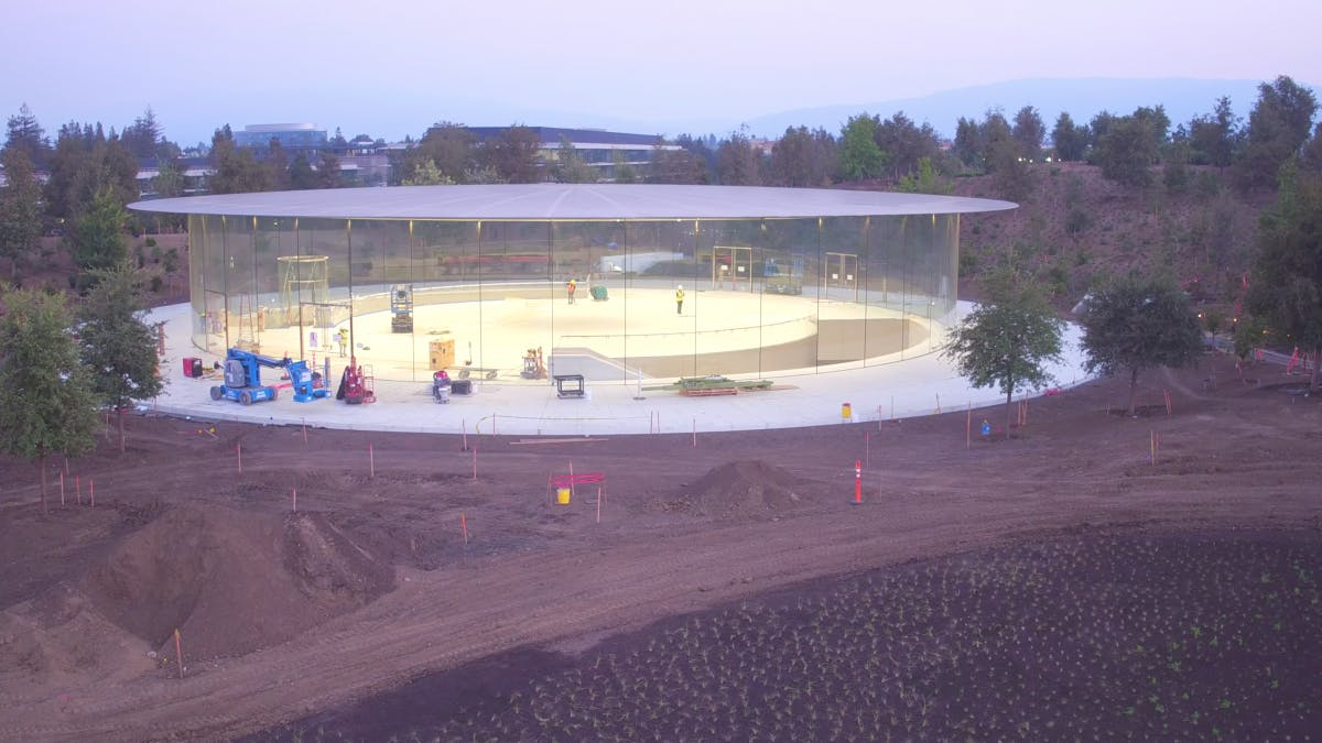 Apple Campus will open its doors to the public next week for iPhone