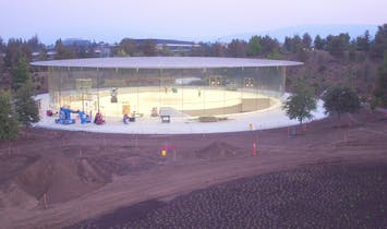 Apple Campus will open its doors to the public next week for iPhone 8 launch