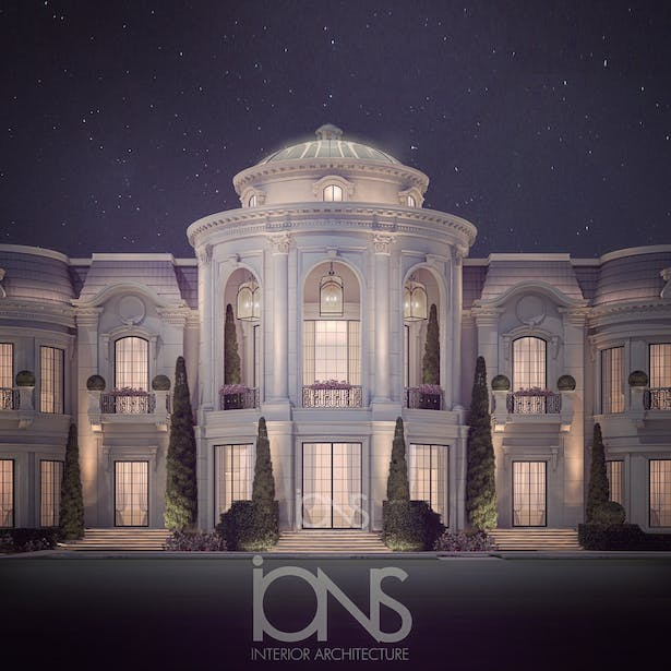 Luxurious Architecture and Interior Designing by IONS DESIGN ...