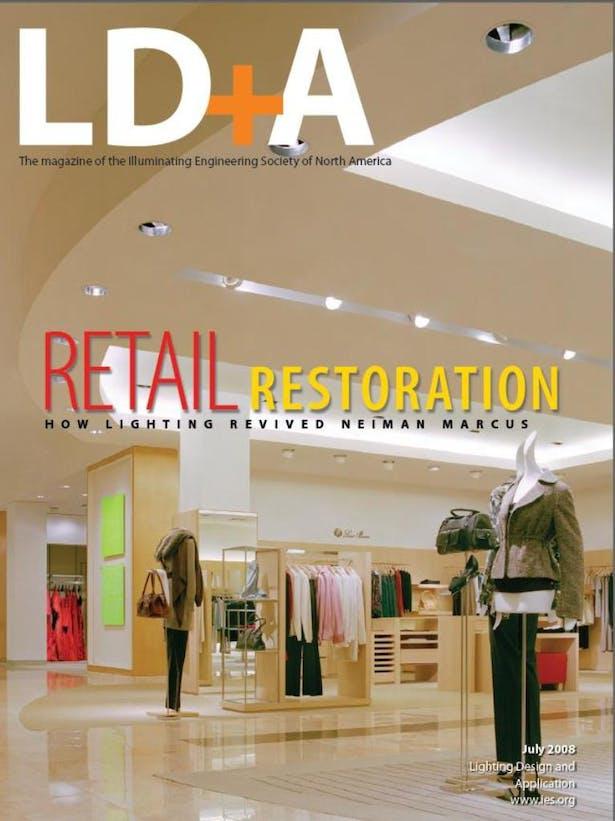 LD+A Mag - July 2008