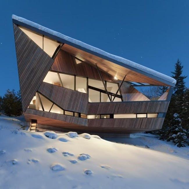 Patkau Architects Hadaway House | Photos: James Dow / Patkau Architects