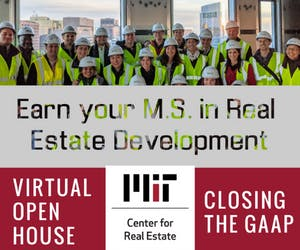 MIT Center for Real Estate - Extended Virtual Open House 2021