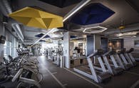 Mall Fit out / Gym- Katonah NY