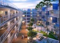KTGY R+D Studio: Park House | A Housing Solution for Repurposed Parking Structures
