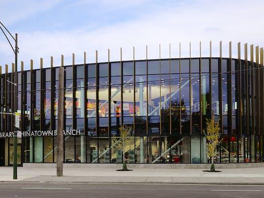 AISC IDEAS2 Awards photo: Jon Miller, Hedrich Blessing