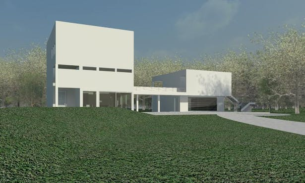 Clifford O. Reid Architect Small Modern House Designs All Rights Reserved