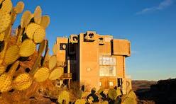 "Arcosanti ""urban laboratory"" or a retirement tower for golf-shy retirees?"