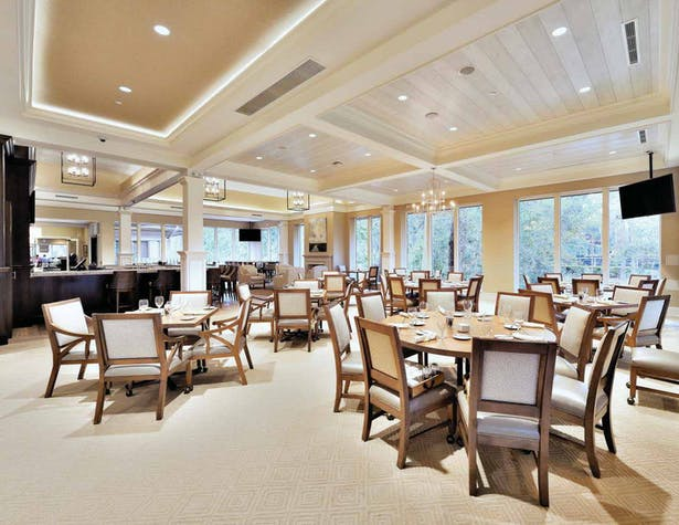 Photograph of dining area 2