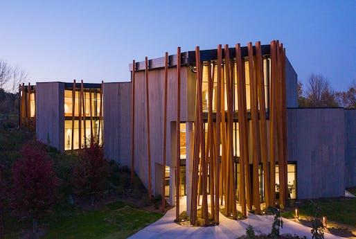 The new Art Preserve of the John Michael Kohler Arts Center in Sheboygan, WI. Photo by Durston Saylor, courtesy John Michael Kohler Arts Center
