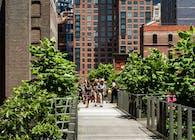 Abington House on the High Line