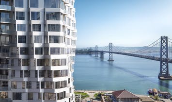 Studio Gang reveals new twisting tower design for San Francisco