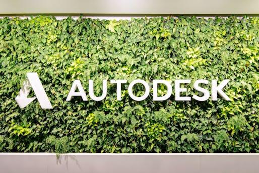 Image courtesy Autodesk.
