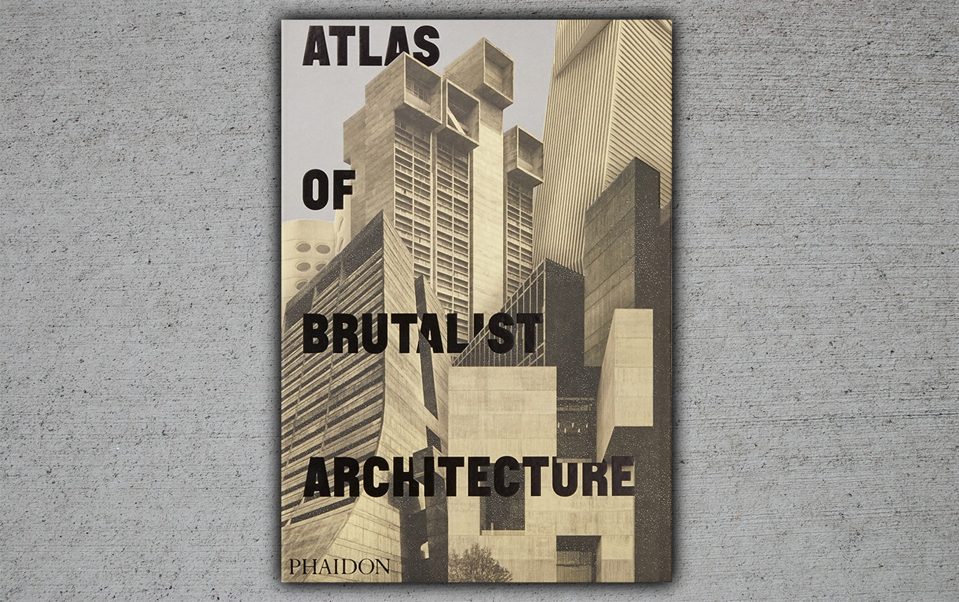 'Atlas of Brutalist Architecture' reflects a significant change in public opinion