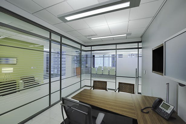 Shared Private Office