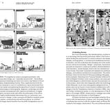 MAS Context Narrative. Comics and Architecture, Comics in Architecture (spread) © MAS Context