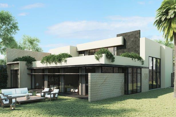 Casa Meseta - Grow Arquitectos