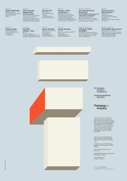 Poster designed by Ricardo A. León. Courtesy of the designer.