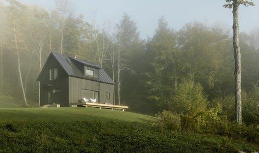 Elizabeth Herrmann on Bringing Fresh Design Thinking to Residential Vermont Architecture