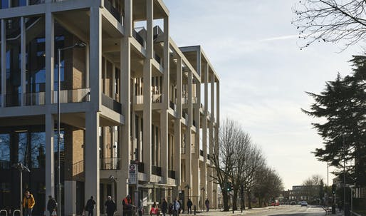 Grafton Architects has been awarded the 2021 Stirling Prize