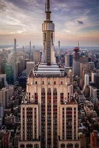 Empire State Building Observatory Experience 'Dare to Dream' renovation