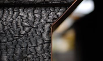 Trend Watch: Shou sugi ban, the art of preserving wood by charring