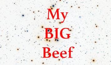 Extra Extra: My BIG Beef