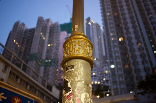 Demonstrators in Hong Kong are targeting the city's smart infrastructure as mass surveillance fears grow.Image courtesy of PxHere.