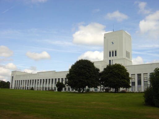Liverpool's Littlewoods Pool Building was pointed out by SAVE Britain's Heritage as one of the unlisted buildings of interest.