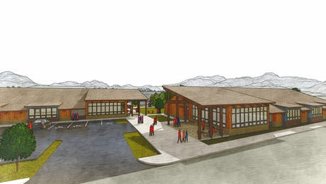 Santiam Canyon 2019 Bond Proposal - Junior & Senior HS, Soderstrom Architects, 2019