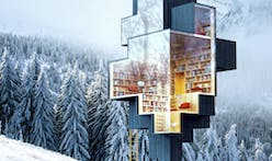 10 unbuilt architectural designs for your Friday inspiration