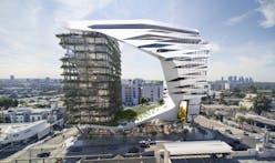 Residents despise proposed Morphosis' Sunset Strip development