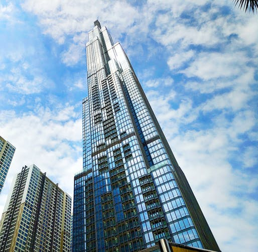 Vincom Landmark 81. Photo © Ho Su A Bi/Schutterstock