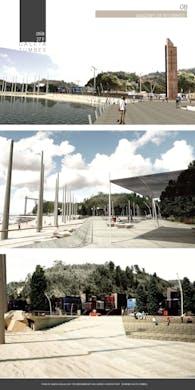 RE-thinking Caleta Tumbes, Concepción, Chile. Post TSUNAMI february 2010