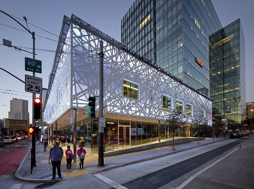 690 Folsom. Image courtesy of The Office of Charles F. Bloszies