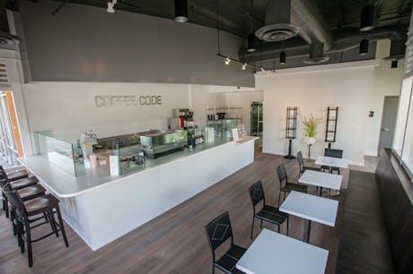 cafe / interior