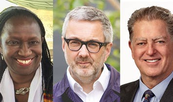 RIBA announces three candidates in the running to be the institute's next President
