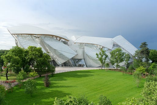 Frank Gehry - Fondation Louis Vuitton - Photo 11 - Photography by Iwan Baan (via flickr)