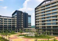 LOPO Terracotta Panels Clad the Smart City