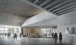 David Chipperfield Architects finalizes its Nobel Center interior design